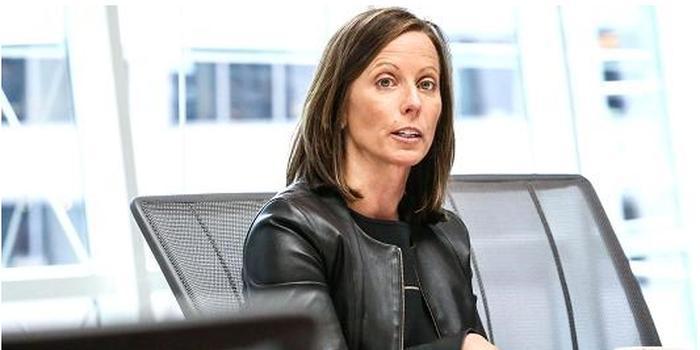 纳斯达克CEO Adena Friedman