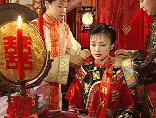 小燕子流产时,老佛爷说了这句话,怪不得后来知画会和永琪结婚!图片