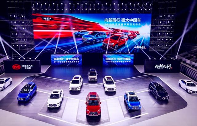 仅隔三天,比亚迪3款纯电动新车续航比大众3款新车多了200km!