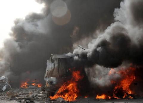 叙利亚突发大爆炸,美军遭遇最大伤亡,3艘航母随时开战!