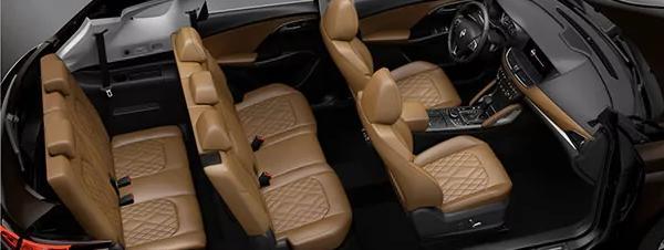"""买车可以下手了,宝沃BX7拥有6项""""神技"""",人车安全都不用担心"""