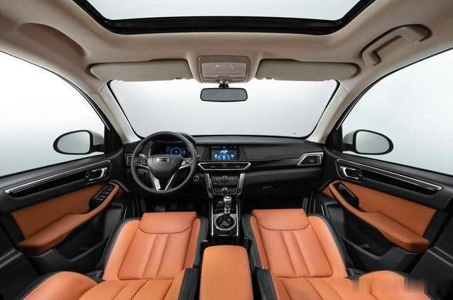 最具诚意的国产SUV,家用空间大,配1.5T不足7万,比H6还厚道