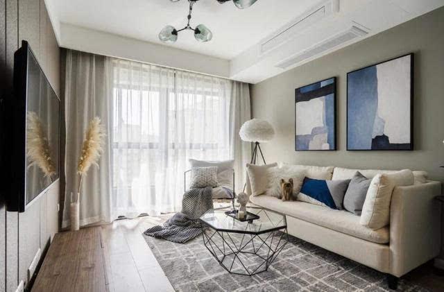 2018年北欧风格装修效果,打造轻奢文艺范儿的家