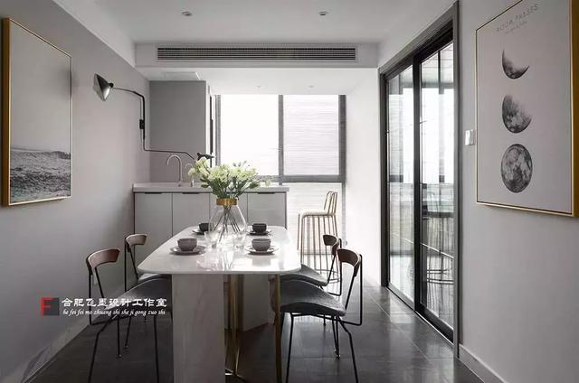 设计方案,3-4家装修公司上门量房做 对于大户型而言,吧台可以当隔断
