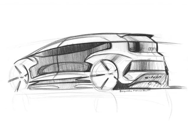 奥迪AI:me概念车将亮相上海车展,内饰的黑科技满满