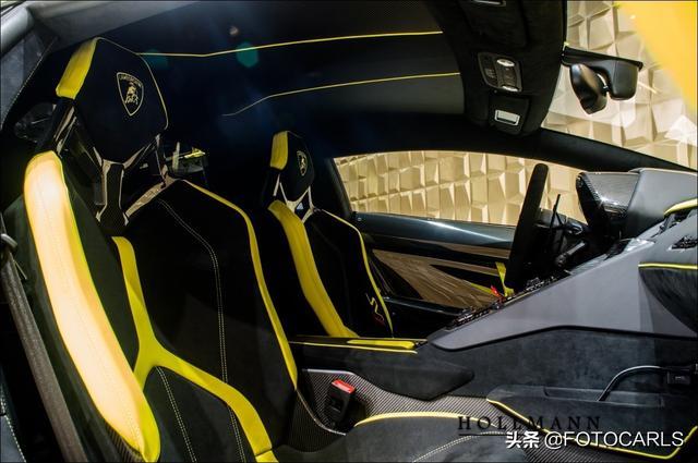 实拍|2019款兰博基尼 Aventador SVJ,770匹圈速之王,喜欢吗?