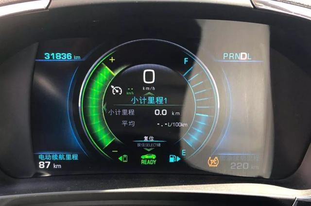 百公里6毛4的混动神车,不充电也就5个油,现在仅售……