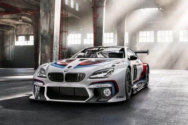 宝马M6设计新潮亮点突出,功能全面搭配完美,运行能力强