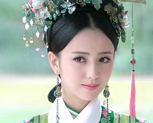 十大古装美女花旦,热巴杨紫上榜