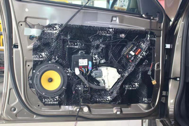 去野外玩怎能少了音乐的陪伴 上海斯柯达野帝改装惠威汽车音响