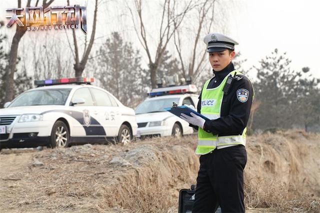 《天网行动》收官引不舍 霍政谚告别警察身份挑战职场风云