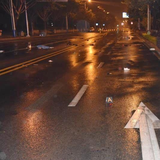 柳州一女子骑电动车被撞飞身亡 肇事者不知所踪