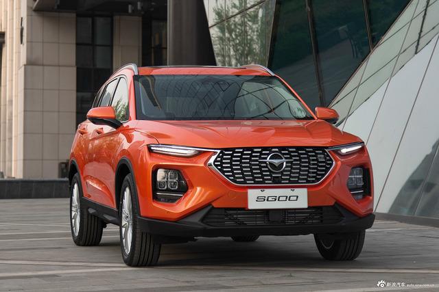 实拍|海马全新SUV 造型和技术都是亮点