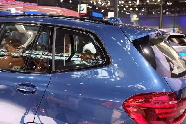第一时间体验全新宝马X3:不加长也能改写豪华中型SUV市场格局