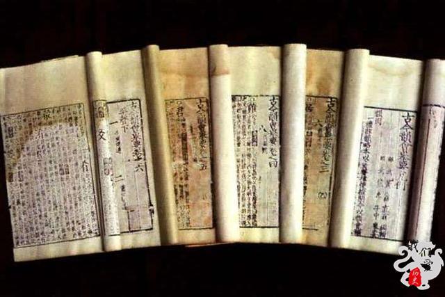 古代盗版业官商勾结,作者自办印刷