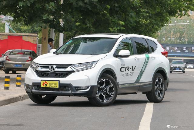 2017款CR-V 1.5T 240TURBO自动四驱豪华版