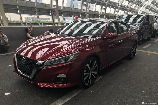 2018广州车展实拍:天籁