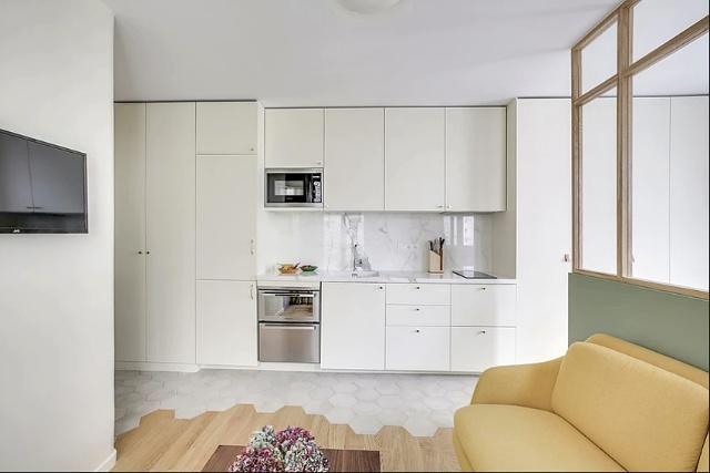 30㎡狭长一字户型,壁柜这样装修!室内越清爽,住得就越