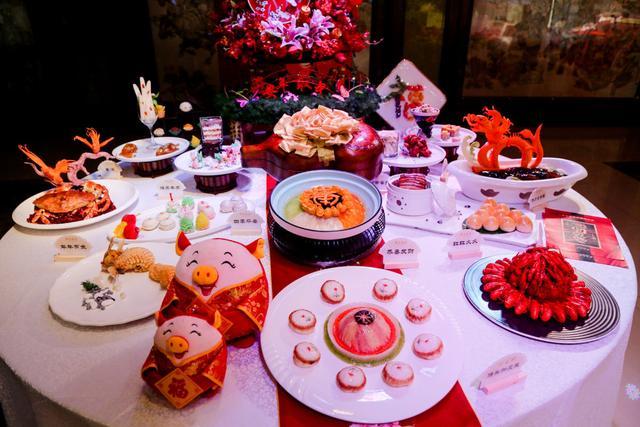 老字号新味道发展论坛在西安举行 名厨巨匠现场收徒