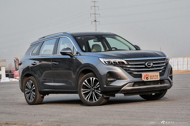 实拍|传祺全新GS5 10万级SUV性价比之王
