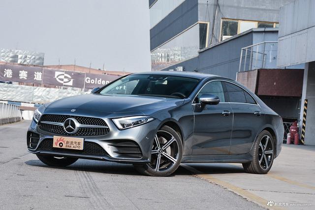 实拍|全新奔驰CLS 年度最美的轿车