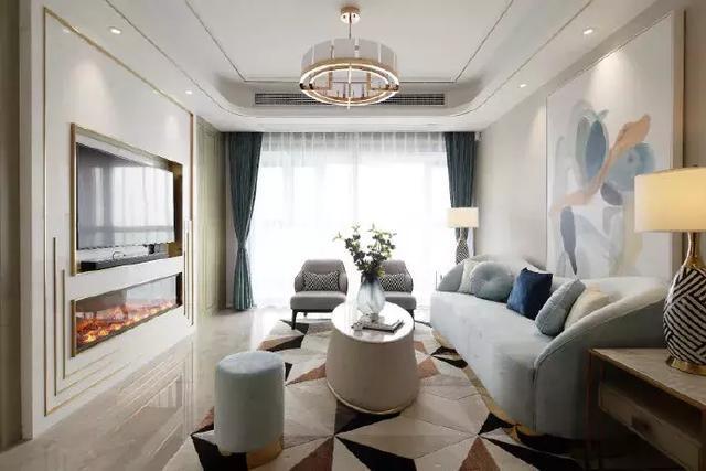 142平三室公寓,轻奢北欧风,品质装修效果十分满意
