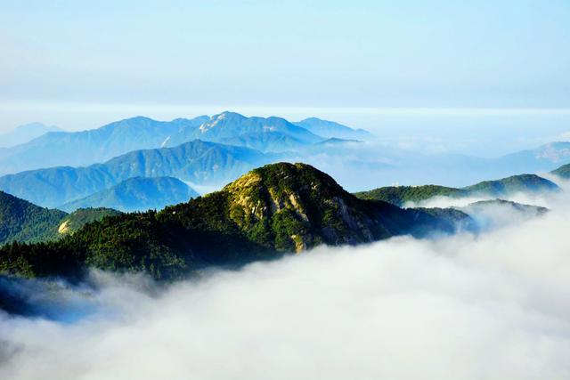 南岳衡山国家5a级旅游景区,国家级自然保护区