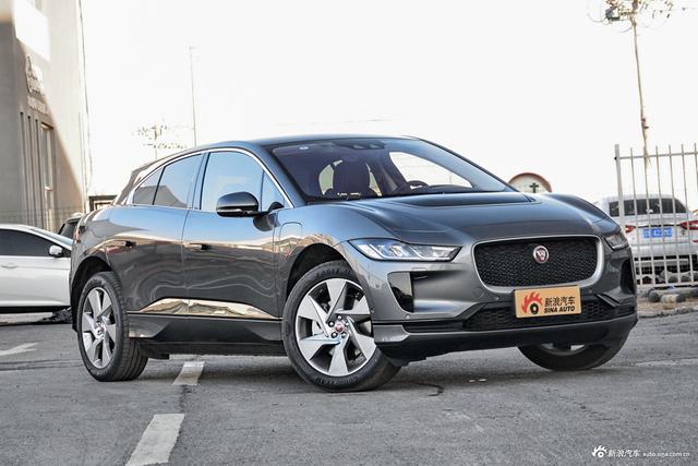年度新能源车大奖车型 实拍捷豹I-PACE