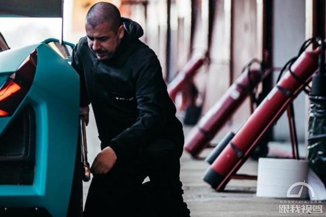 百公里加速完虐迈凯伦 ARCFOX全新跑车将于日内瓦车展亮相