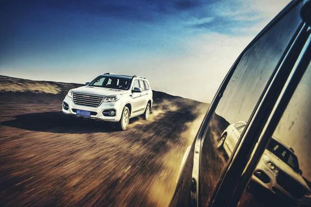 高端越ㄨ野豪华SUV哈弗H9 带你开启自▲驾新生活