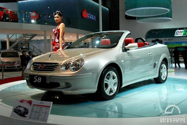 美人豹还不是最丑的 那些十多年前的国产跑车