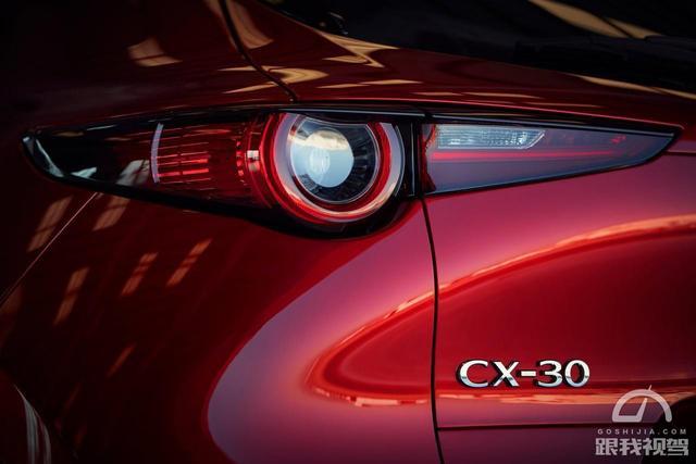 马3+0≠30 马自达CX-30搭载轻混技术亮相日内瓦车展