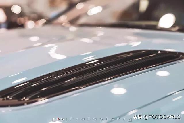 实拍 | 阿斯顿·马丁Zagato猎装版,这车除了能装还有啥?