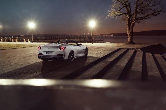 300万,Portofino敞篷GT跑车吸引你的是啥?Novitec为你支招