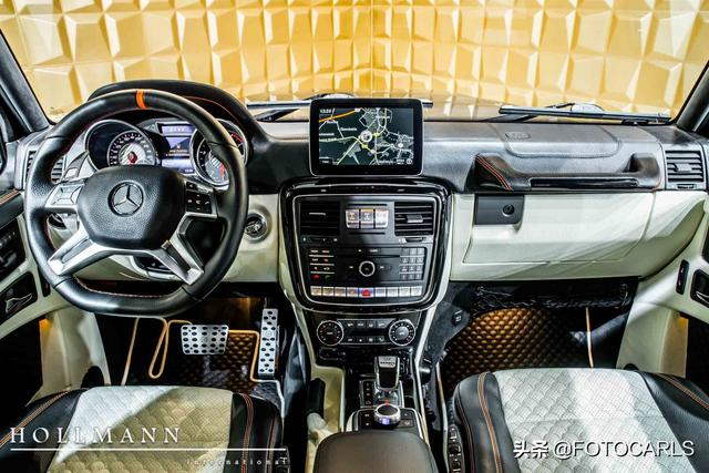 实拍 奔驰-AMG G65巴博斯,比库里南更稀有,1500万的越野利器