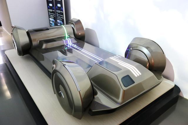 首发两款新车公布全新底盘技术,清源汽车上海车展完成实力首秀