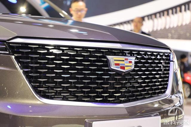 震惊BBA的美系大块头 国产凯迪拉克XT6完成亚洲首秀