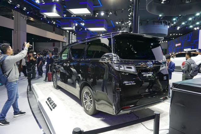 """盘点上海车展上最令人惊喜的3款MPV,雷克萨斯""""埃尔法""""成爆点"""