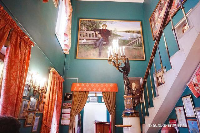 俄国文豪最爱的咖啡馆