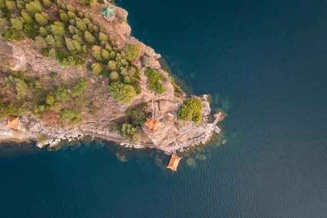 抚仙湖的美离不开抚仙湖的水