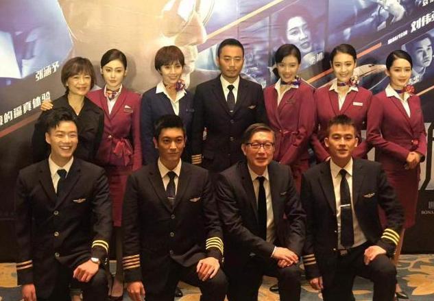 不要因Angelababy放弃《中国机长》,你会错过张涵予袁泉欧豪李沁