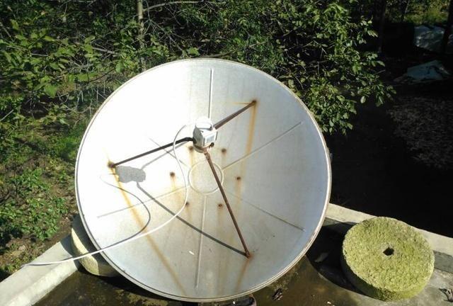 农村安装卫星锅罚款2000元,老农民的这几句话,说中了农民的心声