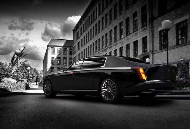 红旗大动作,新车红旗L90售价或超千万,直接叫板劳斯莱斯!
