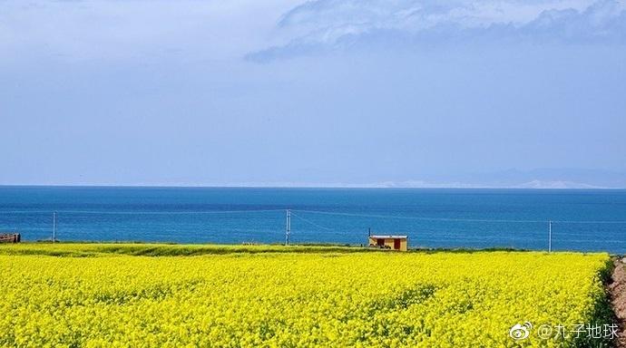 青海湖是我国最大的内陆湖泊