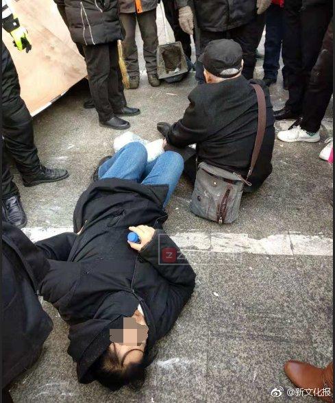 路遇校园行凶 20岁女大学生为同学挡8刀_kok体育kok8e_com