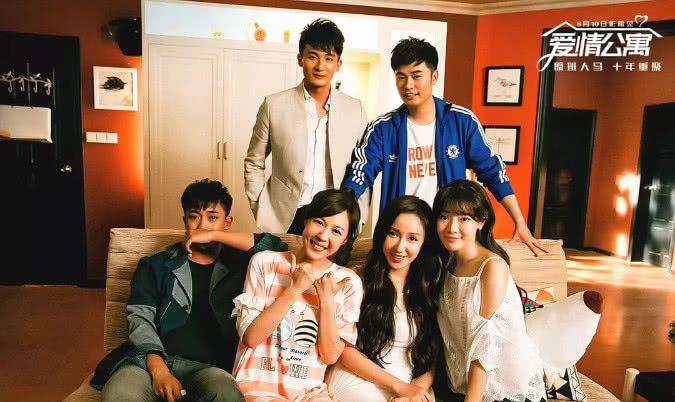 《爱情公寓5》已开拍,主演回归,金世佳王传君缺席!