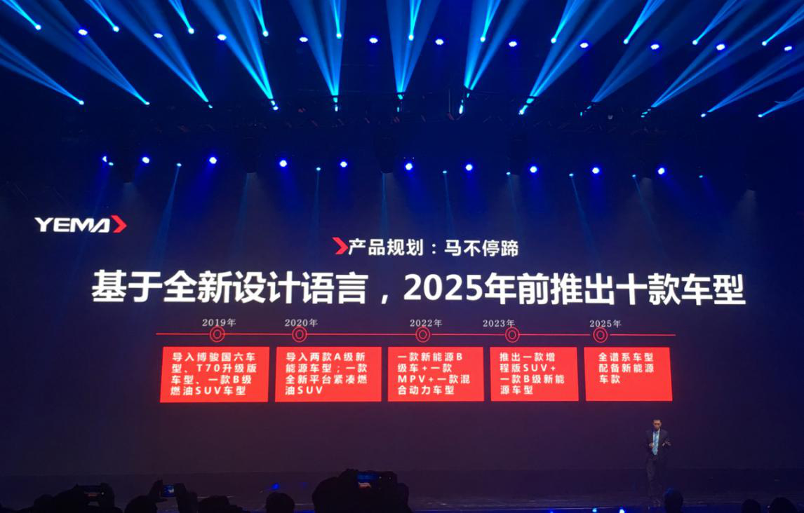 博骏上市,2025战略发布,野马能否成为车市