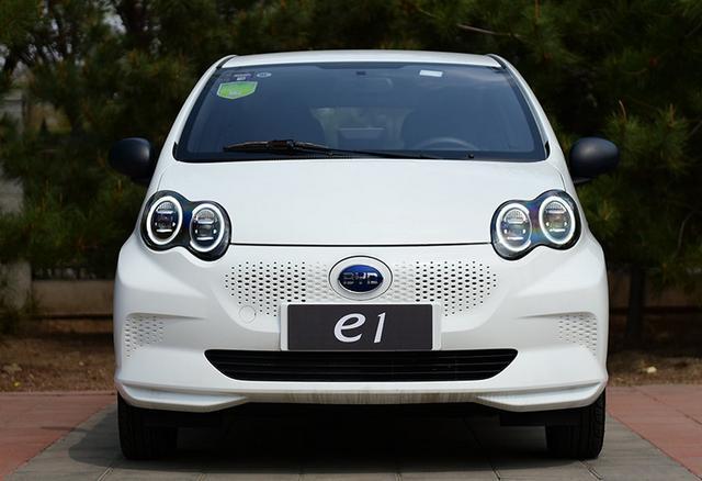 比亚迪最便宜的纯电动,6年15万公里质保,卖6万起,你怎么看