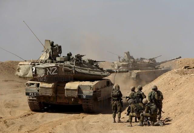 以色列大举增兵,正准备放手干一仗,却被美国盟友补一刀!