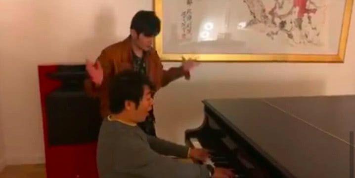 盗将行钢琴简谱 双手